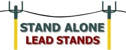 Stand Alone Lead Stands (Aust)